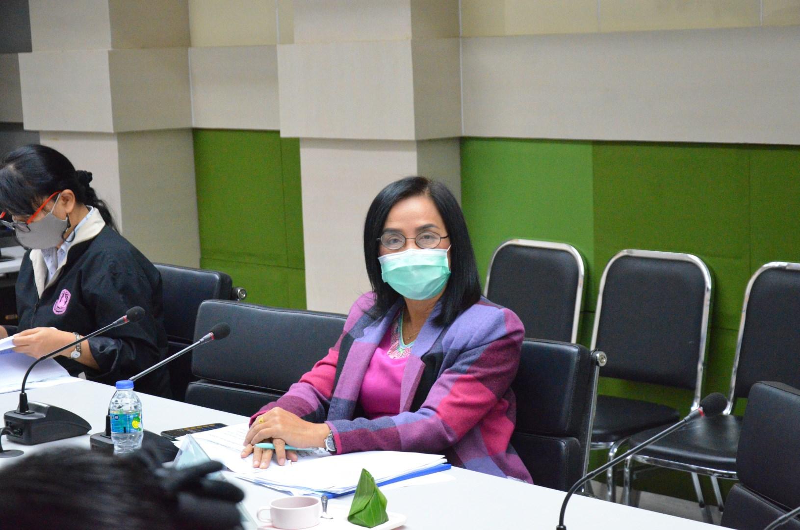 สรจ.มุกดาหาร ร่วมประชุมคณะอนุกรรมการศูนย์ปฏิบัติการป้องกันและปราบปรามการค้ามนุษย์จังหวัดมุกดาหาร ครั้งที่ 1/2564